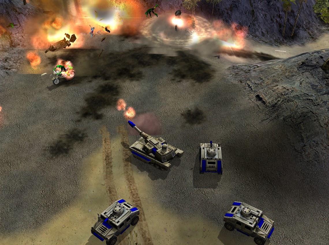Command & Conquer Generals: Zero Hour