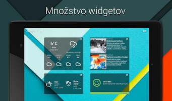 Screenshot of iMeteo.sk Počasie