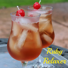 Ruby Relaxer Cocktail