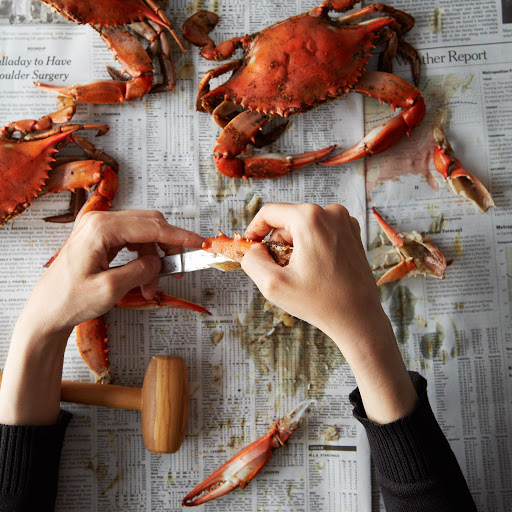 R. Murphy Crab Meat Knife