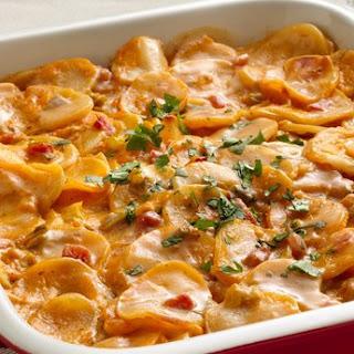 Potato Salsa Casserole Recipes