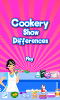 Screenshot of Cookery Show Differences