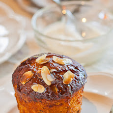 RRoasted Apricot, Vanilla and Quinoa Cakes