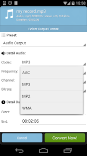 MP3 Converter- screenshot thumbnail