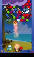 Screenshot of Bubble Universe bubble shooter