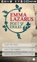 Screenshot of Emma Lazarus: Poet of Exiles