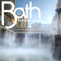 The Official Bath App icon