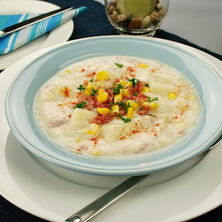 Tomato Corn Chowder Soup Recipes