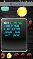 Screenshot of Ipox5 PC Android PTT Comms