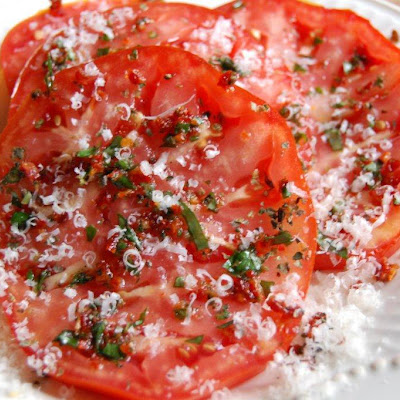 Fresh Herb Tomatoes