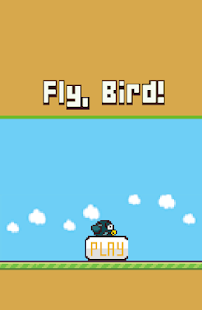 Fly, Bird! - screenshot