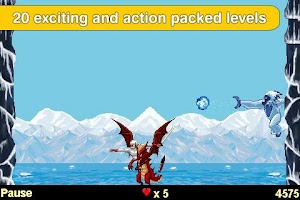 Screenshot of Ninja Strike 2_Tab