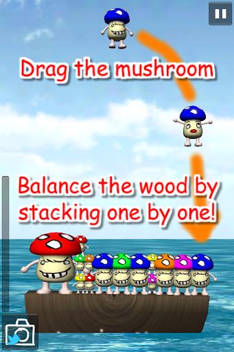 Sky Mushroom - screenshot