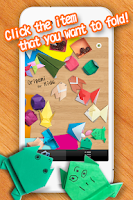 Screenshot of Kids Origami Free