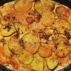 Parmesan Potatoes Anna