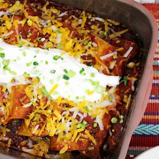 Salsa Beef Enchiladas Recipes