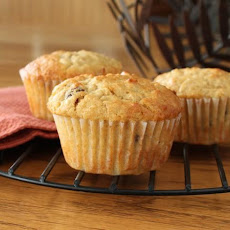 King and Prince Oatmeal Raisin Muffins