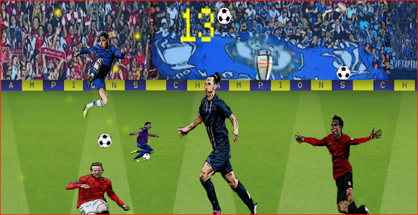 Champions League Journey - screenshot