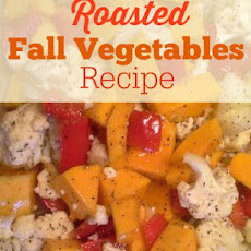 Fall Roasted Vegetable