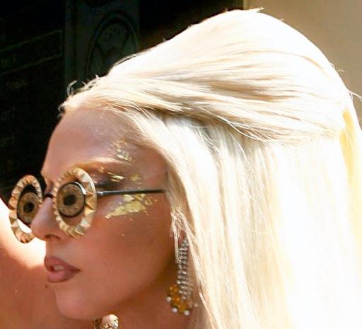 lady gaga sonnenbrillen