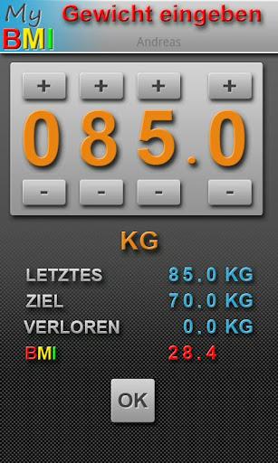 My BMI by DRP deutsch