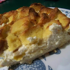 Overnight French Toast Cream Cheese Casserole