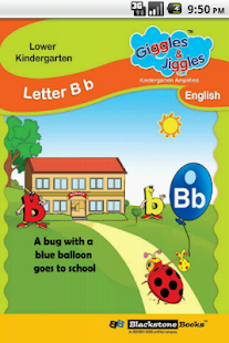 Letter B for LKG Kids Practice - screenshot