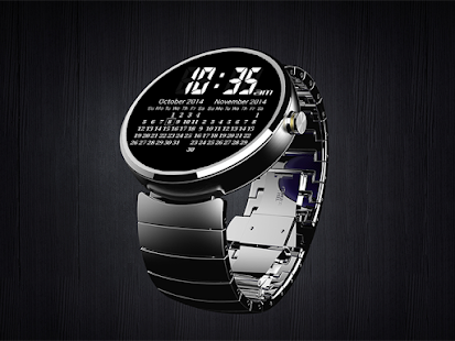 A09 WatchFace for Moto 360
