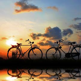 pit jowo by Anton Suwarno - Transportation Bicycles