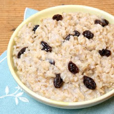 Martha's Favorite Oatmeal