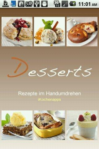 iKochen Desserts