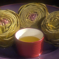 Simply Delicious Artichokes
