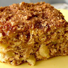Pineapple Coffee Cake