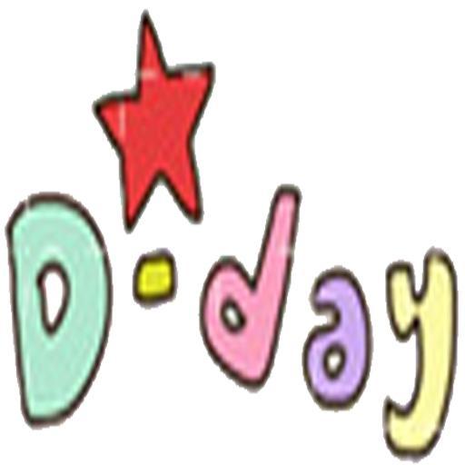 스티치 D-Day LOGO-APP點子