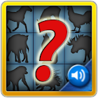 ★ Kids Animal Quiz ★ icon