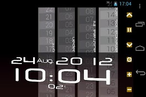 Screenshot of Time Stripes Beta