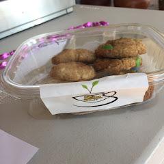 Gluten free monster cookies and Snicole doodle cookies