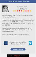 Screenshot of Cinema che passione!