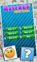 Screenshot of MatchUp Buddy