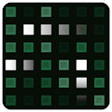 Grid Clock Live Wallpaper icon