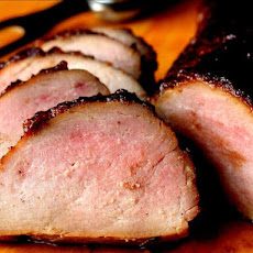 Garlic & Apple Butter Pork Tenderloin