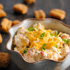 Lightened-Up Pimento Cheese Dip