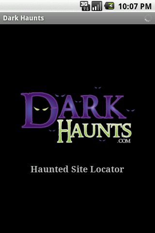 DarkHaunts HauntedSite Locator