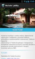 Screenshot of Na kole i pěšky