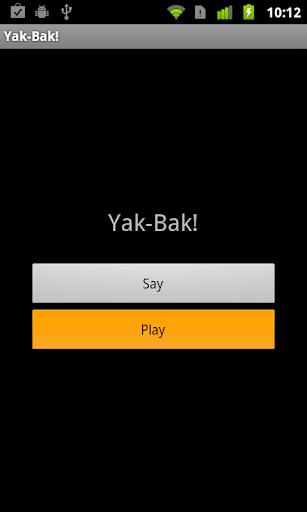 【免費媒體與影片App】Yak Bak Lite-APP點子