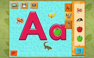 Screenshot of Madagascar: My ABCs Free