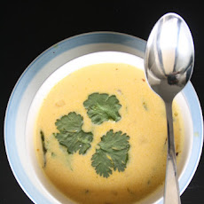 Coconut-Pumpkin Soup