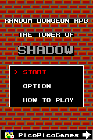 The tower of Shadow