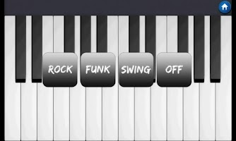 Screenshot of Cool Piano