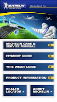 Screenshot of Michelin Aircraft Tire